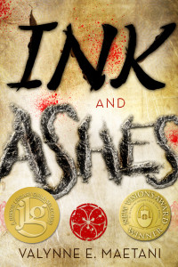 Ink and Ashes updated cover JLG